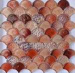 Crysta Glass Mosaic - Heterotypic Mosaic